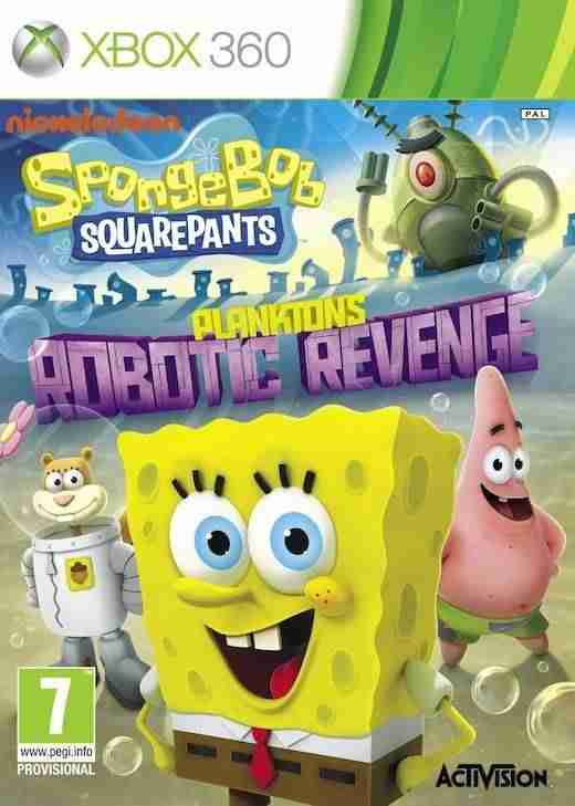 Descargar SpongeBob SquarePants Planktons Robotic Revenge [MULTI][Region Free][XDG2][SPARE] por Torrent